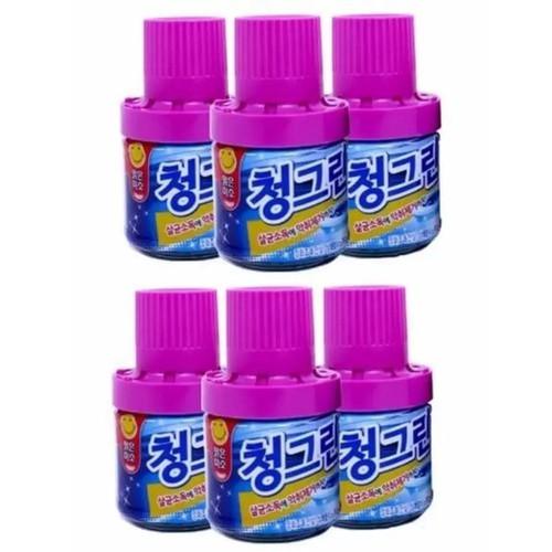 Bộ 6 chai tẩy vệ sinh bồn cầu xanh hương ngàn hoa - 4271928 , 10456893 , 15_10456893 , 286350 , Bo-6-chai-tay-ve-sinh-bon-cau-xanh-huong-ngan-hoa-15_10456893 , sendo.vn , Bộ 6 chai tẩy vệ sinh bồn cầu xanh hương ngàn hoa