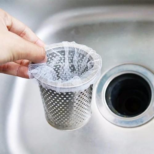 Bộ 100 túi lưới lọc rác bồn rửa bát - 4265642 , 10449336 , 15_10449336 , 44000 , Bo-100-tui-luoi-loc-rac-bon-rua-bat-15_10449336 , sendo.vn , Bộ 100 túi lưới lọc rác bồn rửa bát