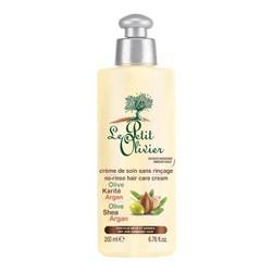Kem dưỡng tóc khô và hư tổn - Lepetit Olivier Olive Shea Argan 200ml