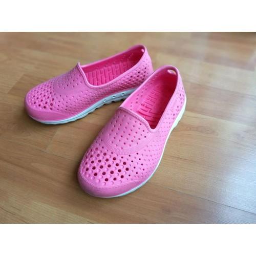 Giày nhựa Skechers. H2GO trẻ em màu hồng