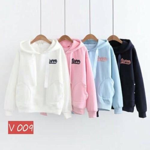 áo khoác hoodie nữ thời trang