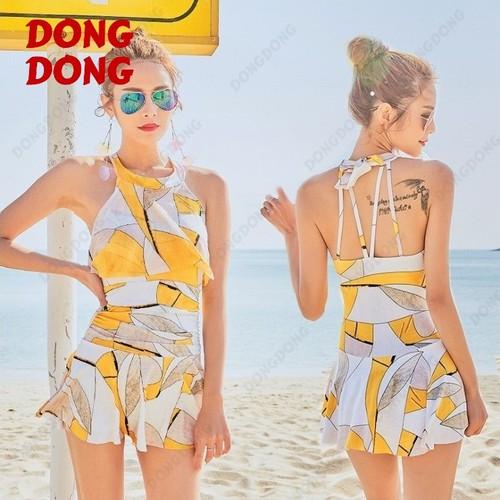 Áo tắm bộ đồ bơi liền thân, Bikini dáng váy  size M - 4270606 , 10455148 , 15_10455148 , 299000 , Ao-tam-bo-do-boi-lien-than-Bikini-dang-vay-size-M-15_10455148 , sendo.vn , Áo tắm bộ đồ bơi liền thân, Bikini dáng váy  size M