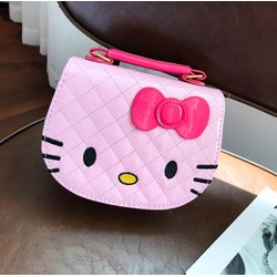 Túi đeo chéo mèo Hello Kitty