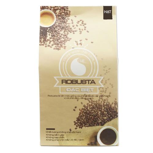 Cà phê hạt robusta đặc biệt 500gr light coffee - tặng cà phê sữa 50g - 24210608 , 10448913 , 15_10448913 , 86000 , Ca-phe-hat-robusta-dac-biet-500gr-light-coffee-tang-ca-phe-sua-50g-15_10448913 , sendo.vn , Cà phê hạt robusta đặc biệt 500gr light coffee - tặng cà phê sữa 50g