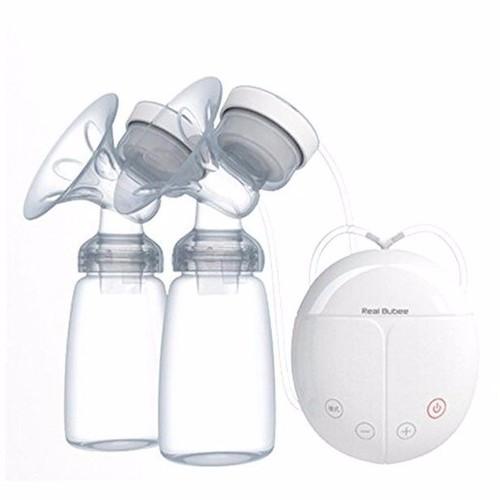 Máy hút sữa điện đôi Real Bubee-máy hút sữa