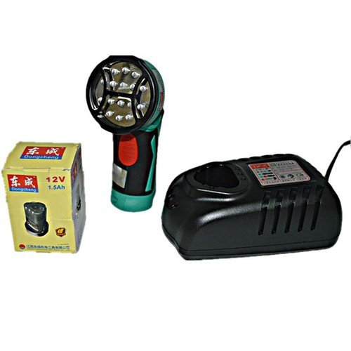 12V Đèn pin cầm tay DCA ADWL12