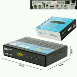 Combo Đầu thu kỹ thuật số VTC T201 và anten