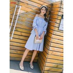 Đầm Voan Thời Trang Nữ