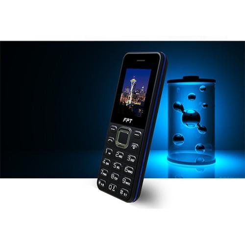 Điện thoại BUK B125 2sim có đèn pin, pin trâu chữ to
