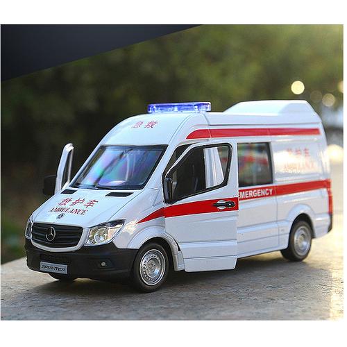 Mô hình ô tô xe cứu thương bằng sắt đồ chơi trẻ em mở các cửa - 10720351 , 10875079 , 15_10875079 , 159000 , Mo-hinh-o-to-xe-cuu-thuong-bang-sat-do-choi-tre-em-mo-cac-cua-15_10875079 , sendo.vn , Mô hình ô tô xe cứu thương bằng sắt đồ chơi trẻ em mở các cửa
