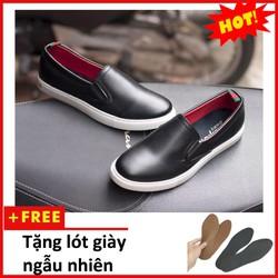 Giày lười nam | Giày lười nam đẹp | Giầy da nam| M97-T