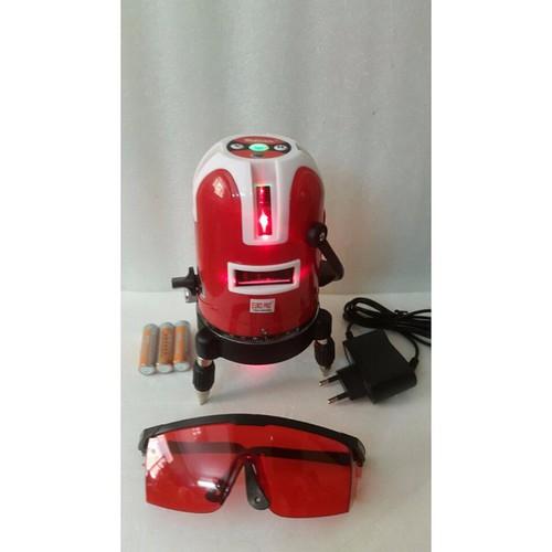 Máy cân bằng laser -máy cân mực laser 5 tia đỏ -kèm chân đế - 5449095 , 11827600 , 15_11827600 , 680000 , May-can-bang-laser-may-can-muc-laser-5-tia-do-kem-chan-de-15_11827600 , sendo.vn , Máy cân bằng laser -máy cân mực laser 5 tia đỏ -kèm chân đế