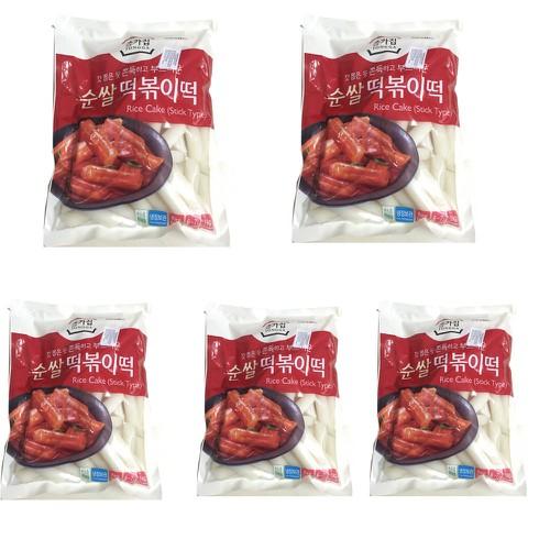 Sỉ 5Kg Bánh Gạo Tokbokki JongGa Nhập Khẩu Hàn Quốc - 10722869 , 10886961 , 15_10886961 , 425000 , Si-5Kg-Banh-Gao-Tokbokki-JongGa-Nhap-Khau-Han-Quoc-15_10886961 , sendo.vn , Sỉ 5Kg Bánh Gạo Tokbokki JongGa Nhập Khẩu Hàn Quốc