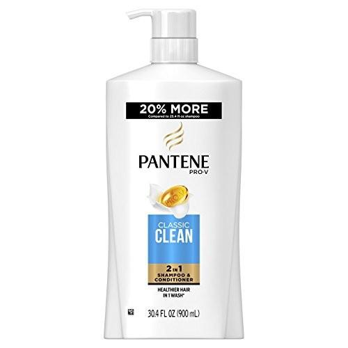 Dầu Gội Xả Pantene Classic 2In1 900ml