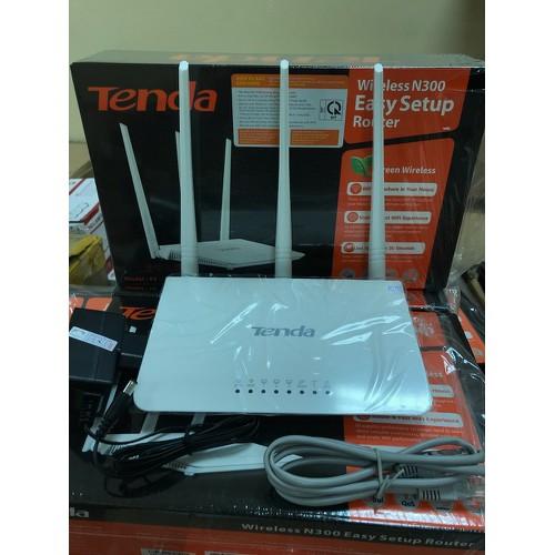 Router Wifi LAN Tenda F3 N300 - Router Wifi