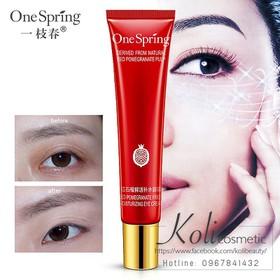 Kem trị thâm giảm nhăn vùng mắt One Spring CHIẾT XUẤT TỪ LỰU ĐỎ - kolib00038