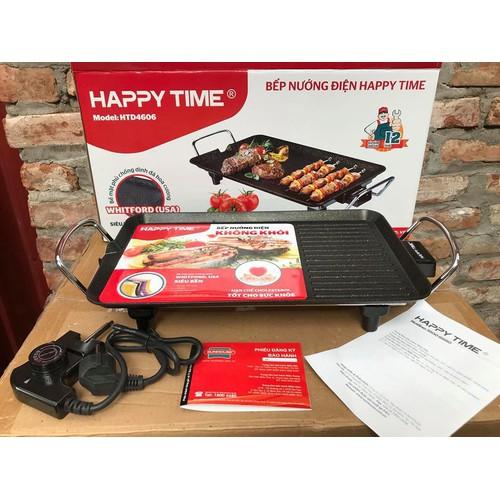 Bếp nướng điện không khói SHD 4606