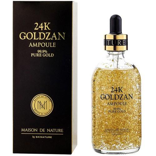 Serum tinh chất vàng 24k Goldzan Ampoule Fure Gold 100ml