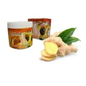 Kem làm tan mỡ bụng gừng ớt Flourish Thái Lan - Flourish Thái Lan - TM0002