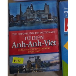 Từ điển Anh - Anh- Việt