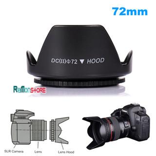 Lens hood loa che nắng hoa sen vặn ren ống kính Phi 72mm dùng cho tất cả ống kính cỡ 72mm - HO-Hoasen-72mm thumbnail