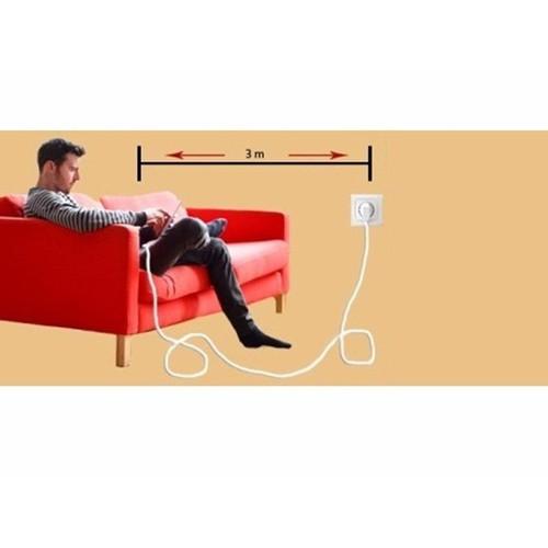 Cáp sạc dài 3 mét cho hệ điều hành IOS