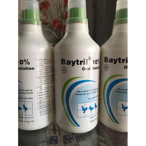 Baytril 10 1 lít