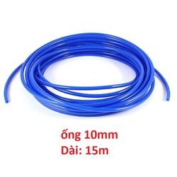 Set 15m dây ống phun sương PU 10mm cho máy bơm phun sương