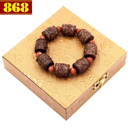 Vòng chuỗi trụ rồng gỗ đàn hương TRNT23 kèm hộp gỗ - 7870296 , 10900504 , 15_10900504 , 180000 , Vong-chuoi-tru-rong-go-dan-huong-TRNT23-kem-hop-go-15_10900504 , sendo.vn , Vòng chuỗi trụ rồng gỗ đàn hương TRNT23 kèm hộp gỗ