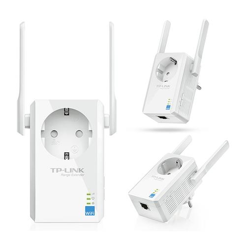 Bộ kích sóng Wifi Không dây Gắn tường TL-WA860RE Chuẩn N 300Mbps - 7065968 , 13805983 , 15_13805983 , 945000 , Bo-kich-song-Wifi-Khong-day-Gan-tuong-TL-WA860RE-Chuan-N-300Mbps-15_13805983 , sendo.vn , Bộ kích sóng Wifi Không dây Gắn tường TL-WA860RE Chuẩn N 300Mbps