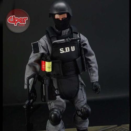Mô hình lính 1:6 30cm NB05 SDU