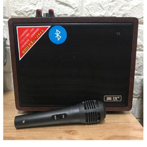 Loa karaoke xách tay mini gỗ bọc da cao cấp - 5751605 , 12210520 , 15_12210520 , 1298000 , Loa-karaoke-xach-tay-mini-go-boc-da-cao-cap-15_12210520 , sendo.vn , Loa karaoke xách tay mini gỗ bọc da cao cấp