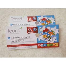 Collagen tươi Teana D3 Nga serum collagen chống lão hóa, xóa nếp nhăn - 089