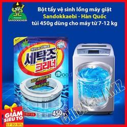 Vệ sinh lồng giặt - vệ sinh lồng giặt - vệ sinh lồng giặt combo 5 gói