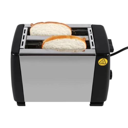 Máy nướng bánh mì có nút gạt báo chín tự động chính hãng