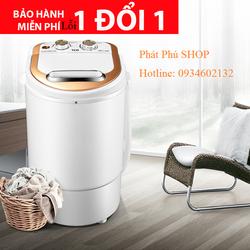 Máy giặt mini 1,2kg tia UV khử khuẩn - máy giặt tia UV khử khuẩn