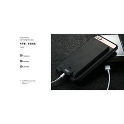 Ốp lưng kiêm sạc dự phòng iphone 6 7 8 Plus Remax PN-05