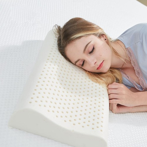 Gối ngủ chống ngáy giúp thoải mái ngủ ngon giấc
