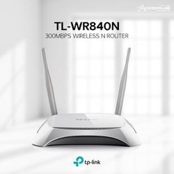 Router  Router Wifi LAN TL-WR840N Chuẩn N Không dây Tốc độ 300Mbps
