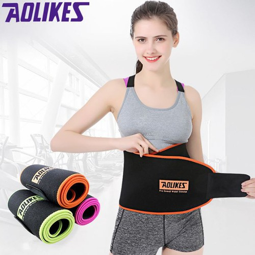 Đai lưng tập gym Aolikes HY7980