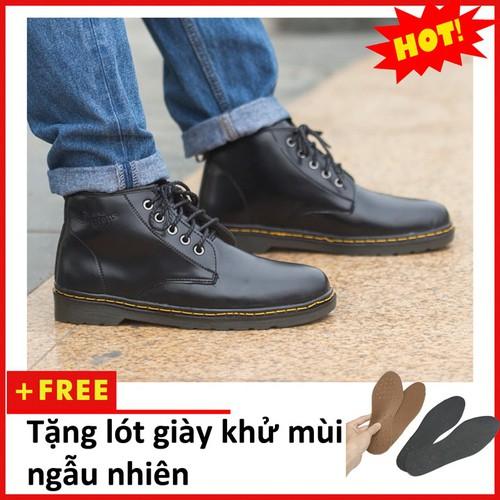 Giày boot nam cổ lửng đế khâu da trơn màu đen cực chất - luôn cam kết chất lượng và giá tốt ,giày được may tỉ mỉ chắc chắn đến từng đường chỉ-giày boot cổ lửng đế khâu da trơn màu đen cực chất - luôn - 24211021 , 10468092 , 15_10468092 , 185000 , Giay-boot-nam-co-lung-de-khau-da-tron-mau-den-cuc-chat-luon-cam-ket-chat-luong-va-gia-tot-giay-duoc-may-ti-mi-chac-chan-den-tung-duong-chi-giay-boot-co-lung-de-khau-da-tron-mau-den-cuc-chat-luon-cam-ket-ch