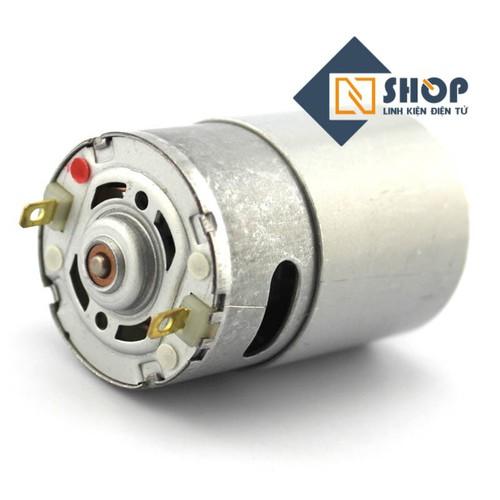 Động cơ 550 12VDC - 4278620 , 10465133 , 15_10465133 , 70000 , Dong-co-550-12VDC-15_10465133 , sendo.vn , Động cơ 550 12VDC