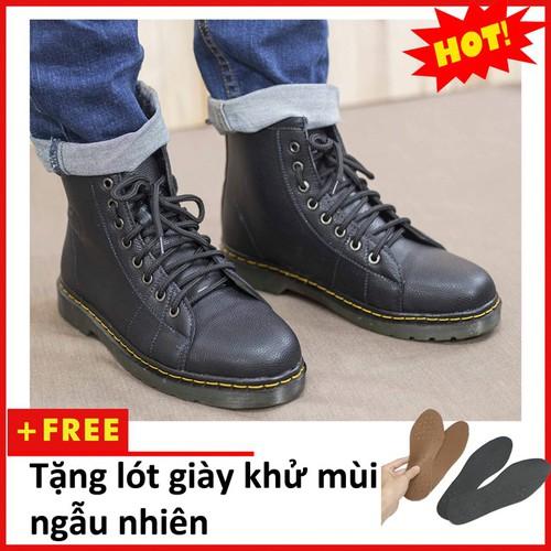 Giày boot nam - giày boot nam cổ cao đen 2018- shop giày nam- đế khâu chắc chắn- mẫu thiết kế trẻ trung - phong cách - hợp thời trang, dễ phối với nhiều loại trang phục , luôn đảm bảo về chất lượng và - 24210908 , 10464849 , 15_10464849 , 255000 , Giay-boot-nam-giay-boot-nam-co-cao-den-2018-shop-giay-nam-de-khau-chac-chan-mau-thiet-ke-tre-trung-phong-cach-hop-thoi-trang-de-phoi-voi-nhieu-loai-trang-phuc-luon-dam-bao-ve-chat-luong-va-gia-tot-ship-cod