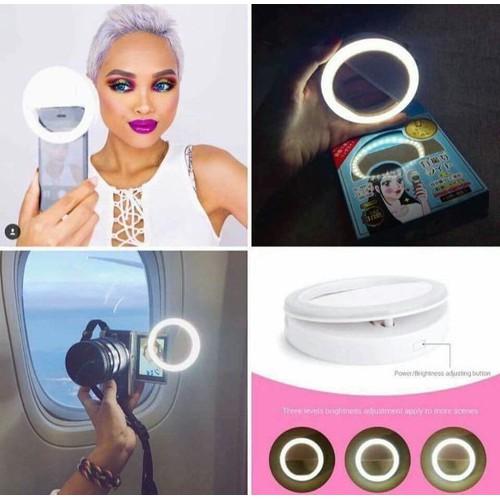 Đèn led hỗ trợ selfie