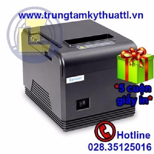 Máy in nhiệt Xprinter XP-Q200 khổ 80mm