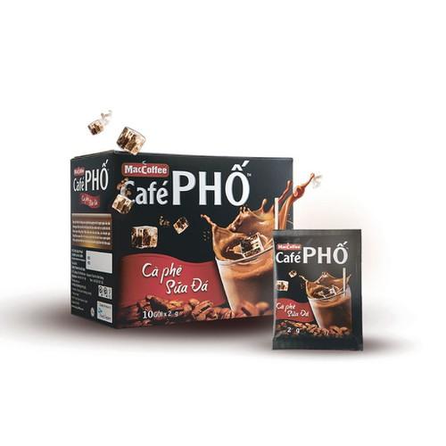 COMBO 3 hộp cafe Phố vị cà phê sữa