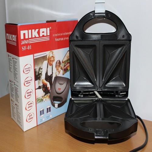máy nướng bánh Nikai cao cấp