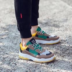 Giày thể thao Triple S cá tính