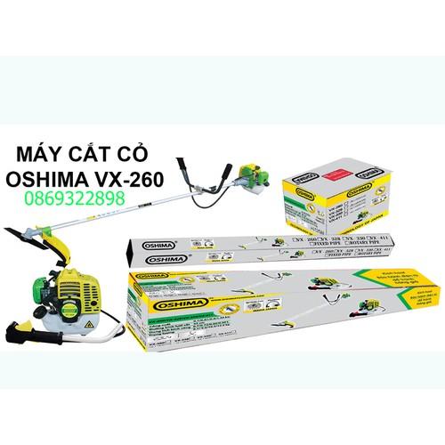 Máy cắt cỏ Osima VX-260 - 4278579 , 10465027 , 15_10465027 , 2450000 , May-cat-co-Osima-VX-260-15_10465027 , sendo.vn , Máy cắt cỏ Osima VX-260
