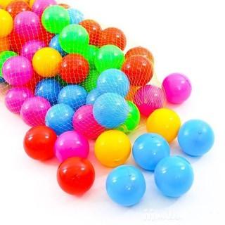 Bóng nhựa cho bé - 50 quả [ĐƯỢC KIỂM HÀNG] [ĐƯỢC KIỂM HÀNG] - SHOPBAN1465VN thumbnail